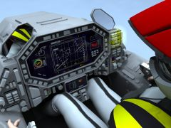 VF-1 Cockpit
