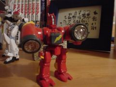 SDR-04-MK XII 'Fire Phalanx' Exo-Squad custom by Ren