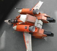 Non-Transforming VT-1 Fighter Mode