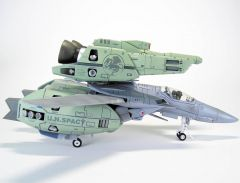 VF-1A Low Vis w/ Green Fast Packs
