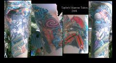 Macross Tattoo...