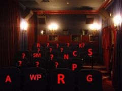 reserved seatings