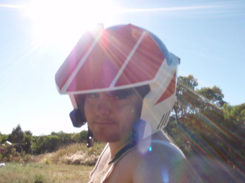 Matt's Hikaru 1/1 TV Helm
