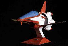 Fanracer papercraft