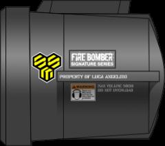 ANPQR-25 Fire Bomber Speaker (Finished)