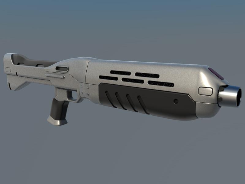 VF- 19 Gun