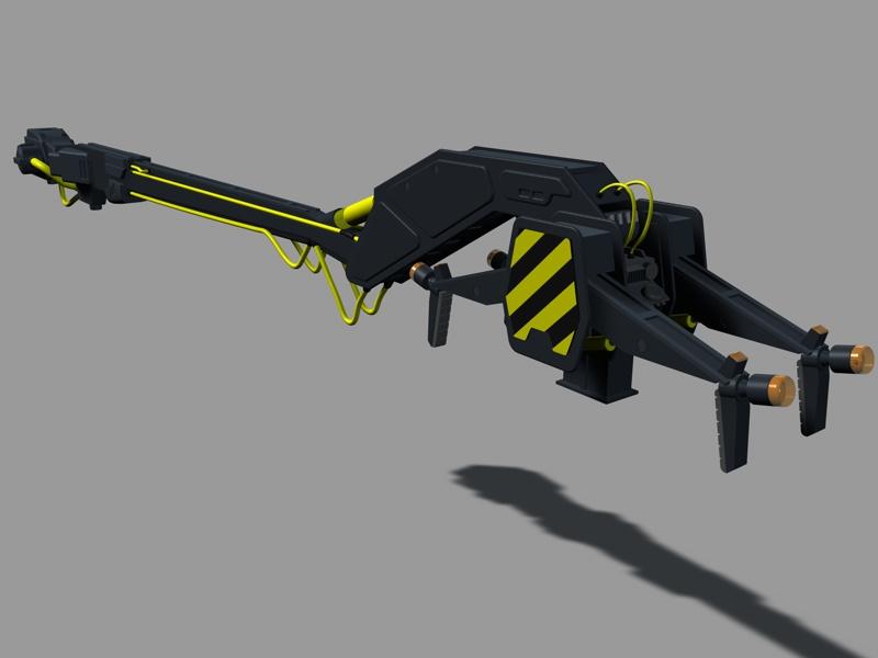 Launch Arm