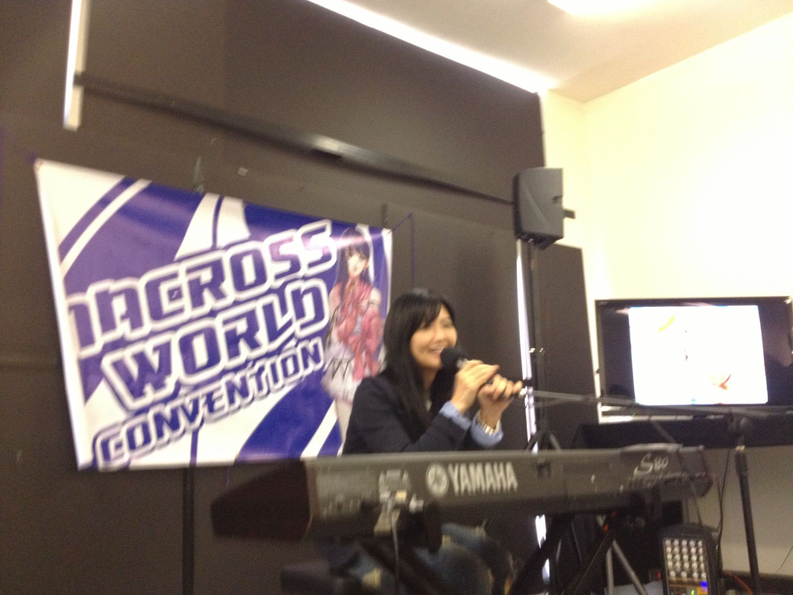 MacrossworldCon2012