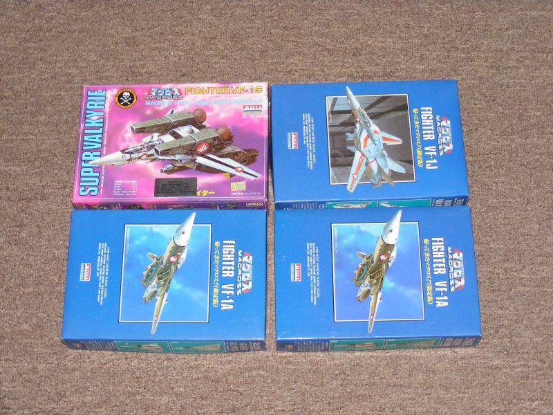 ARII 1/100 Fighter Kits