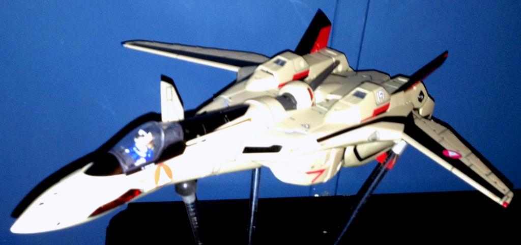 Broken YF-19