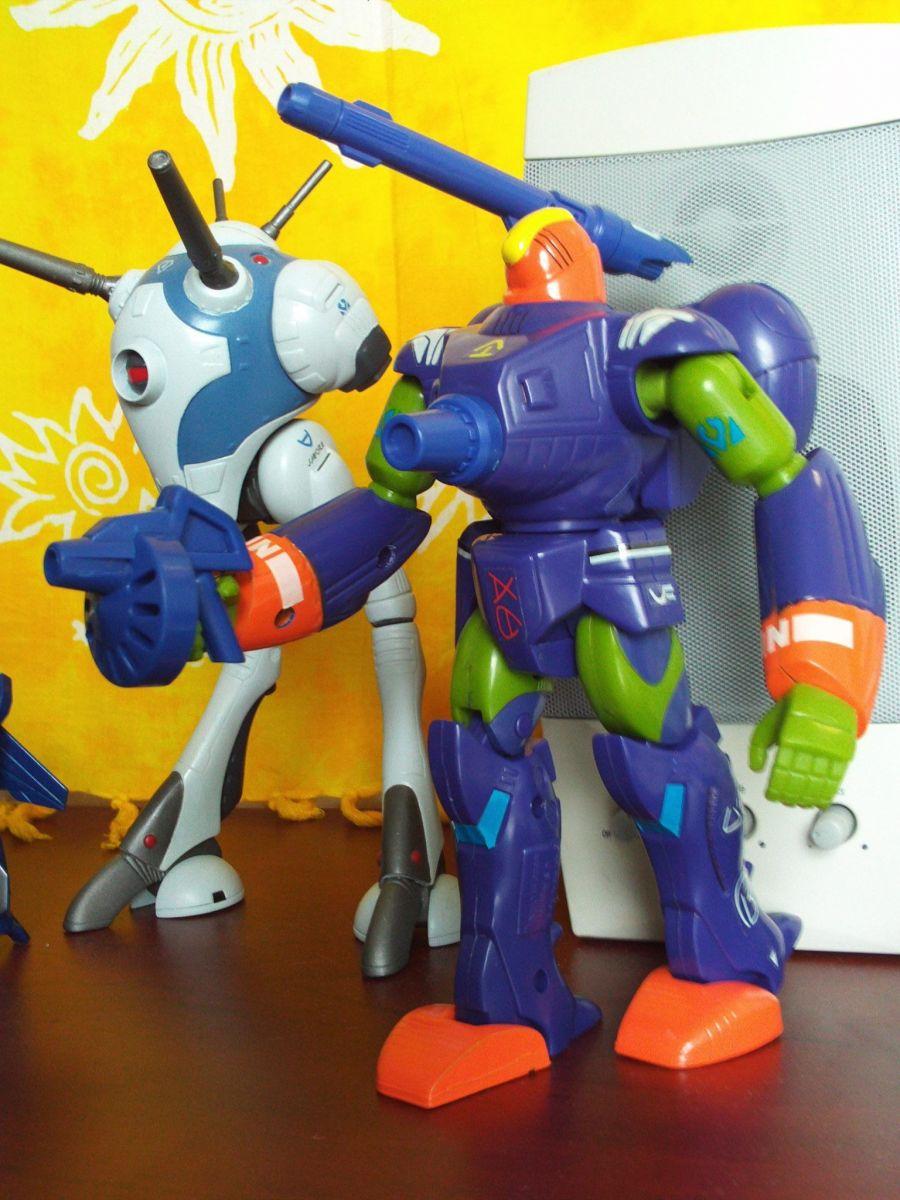 Robotech toy Nosjadeul-Ger