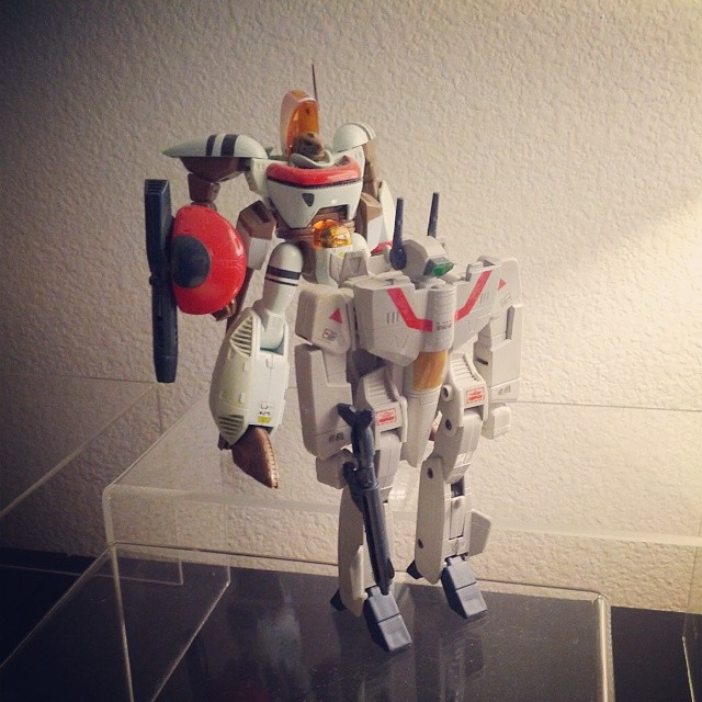 Orgroid 1/60 and VF-1J 1/00