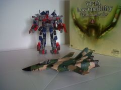 VF - 1A 1/48 Yamato Low Visibility Wood Land Color