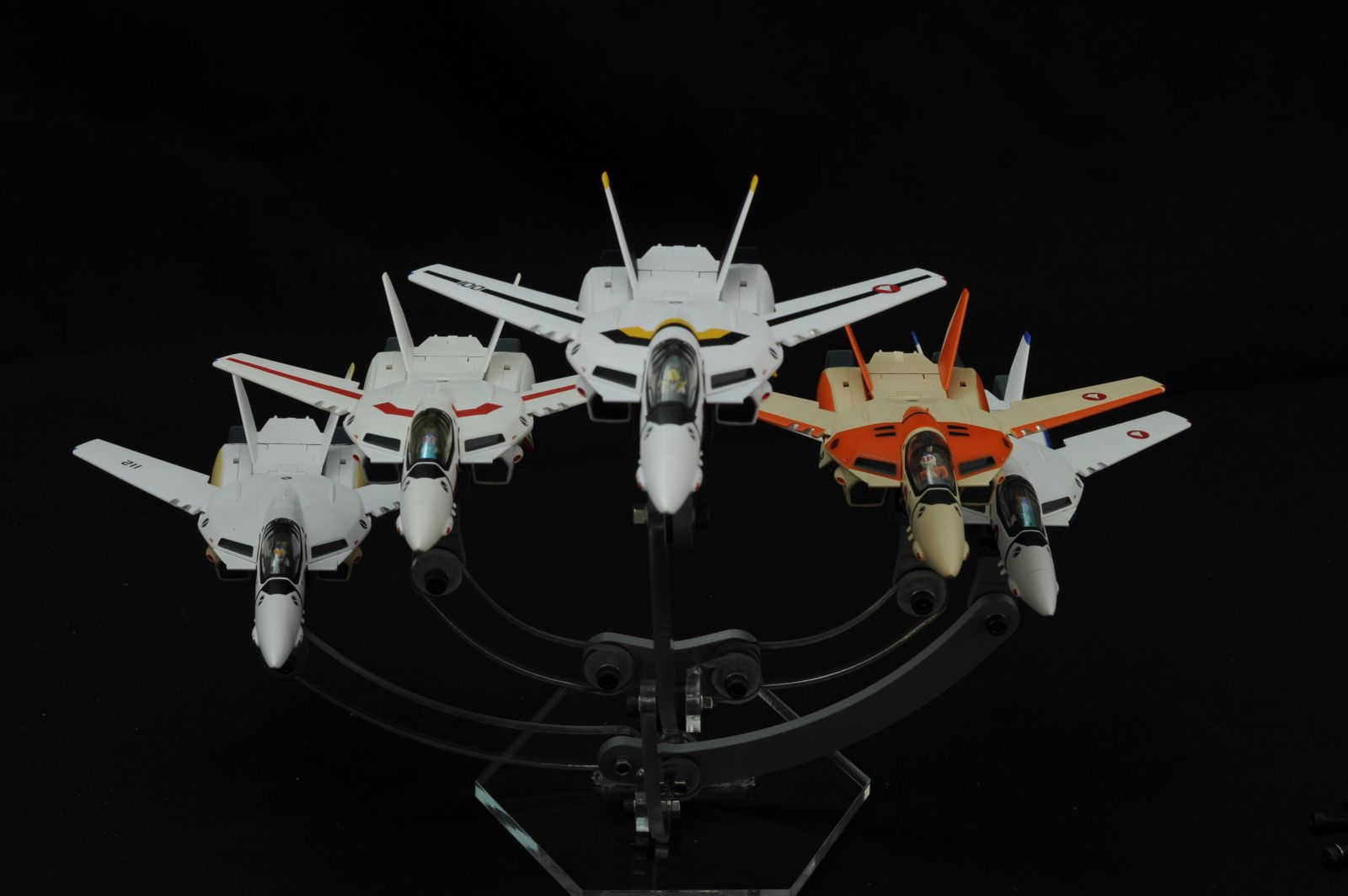 VF-1 testing