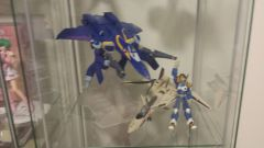 Macross Plus shelf