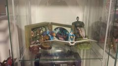 Ghibli shelf