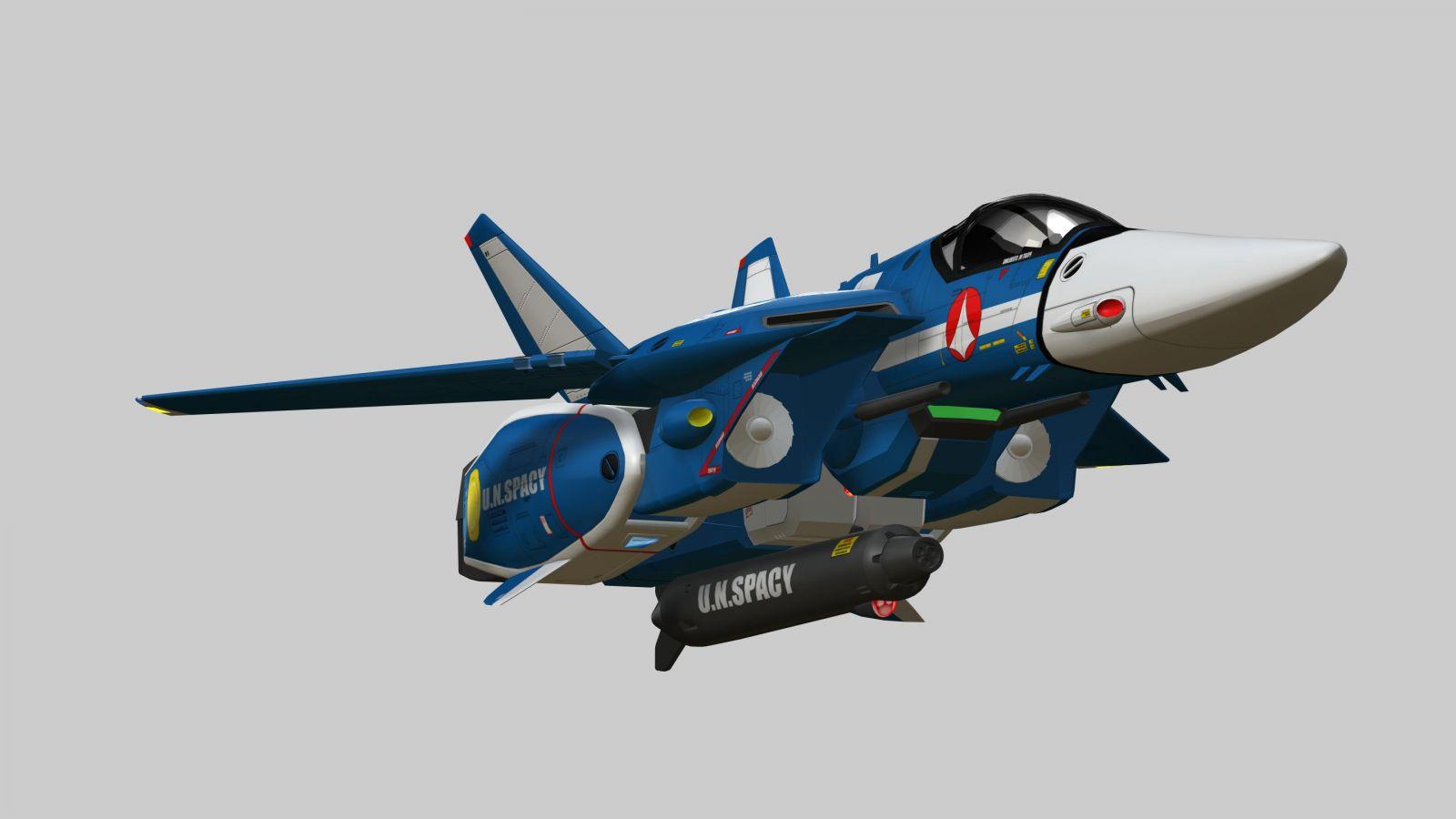 MAX VF-1J TV Jet 4