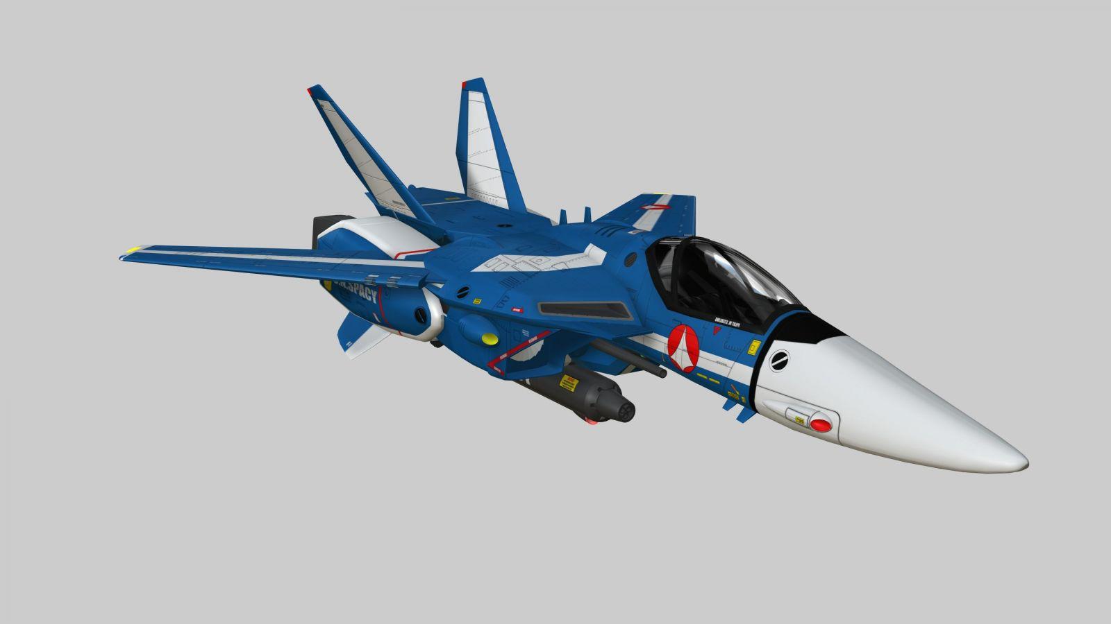 MAX VF-1J TV Jet 2