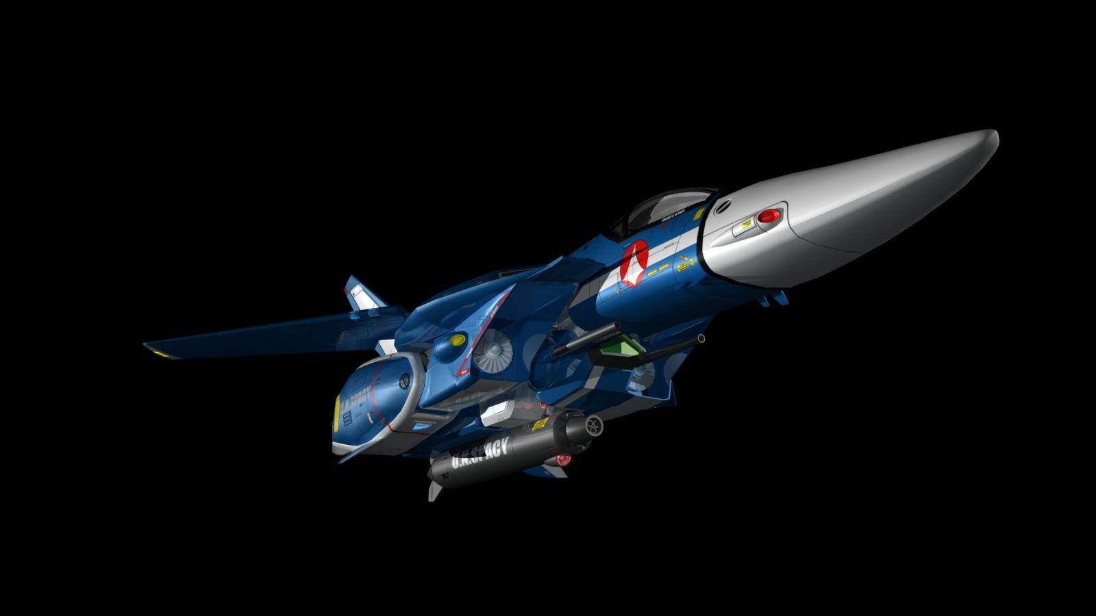 MAX VF-1J TV Jet 10