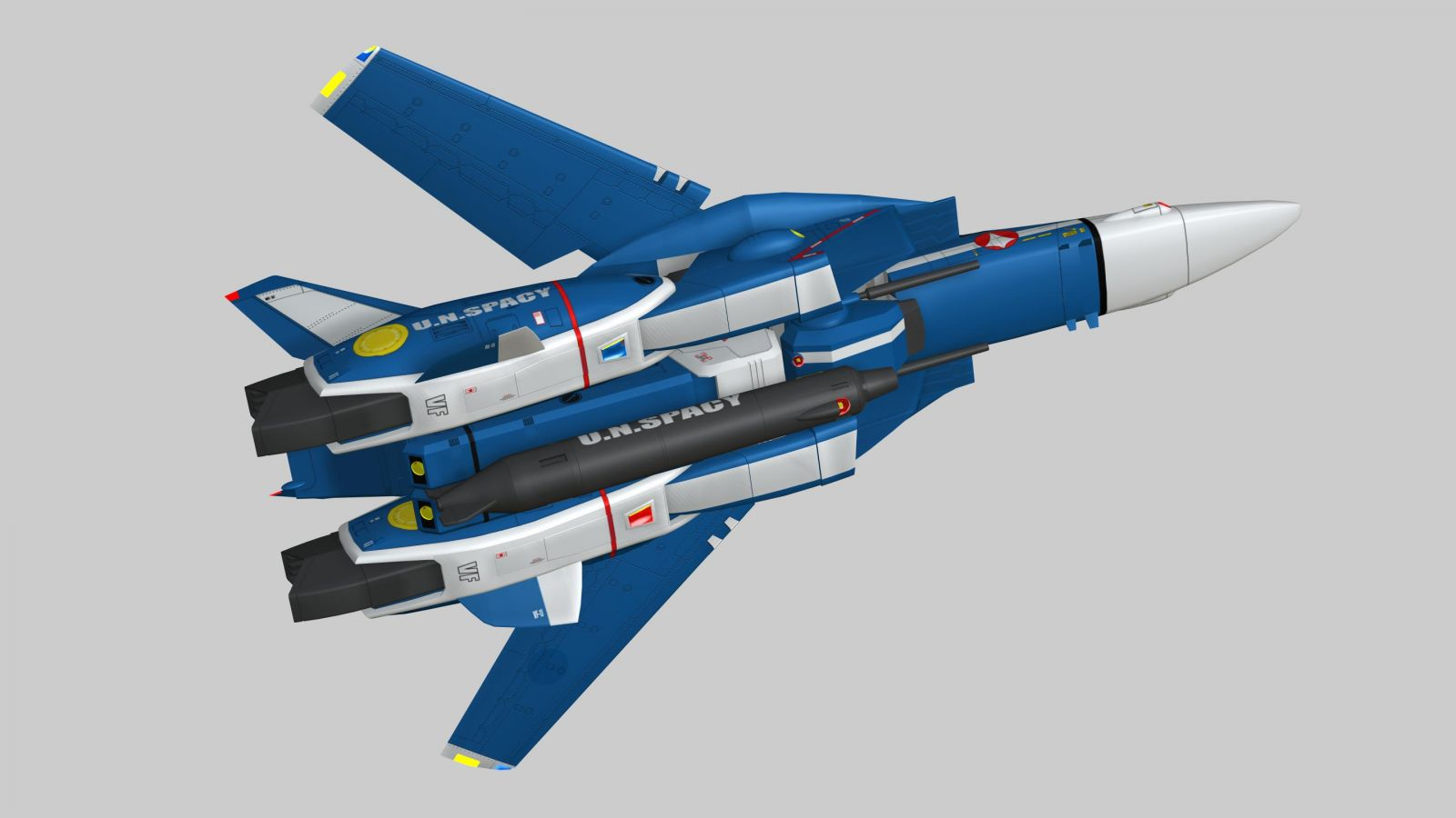 MAX VF-1J TV Jet 5