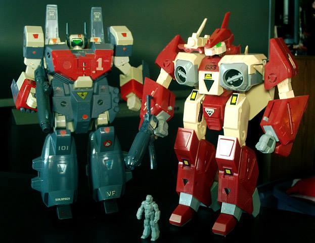 I've Got Big 'Bots