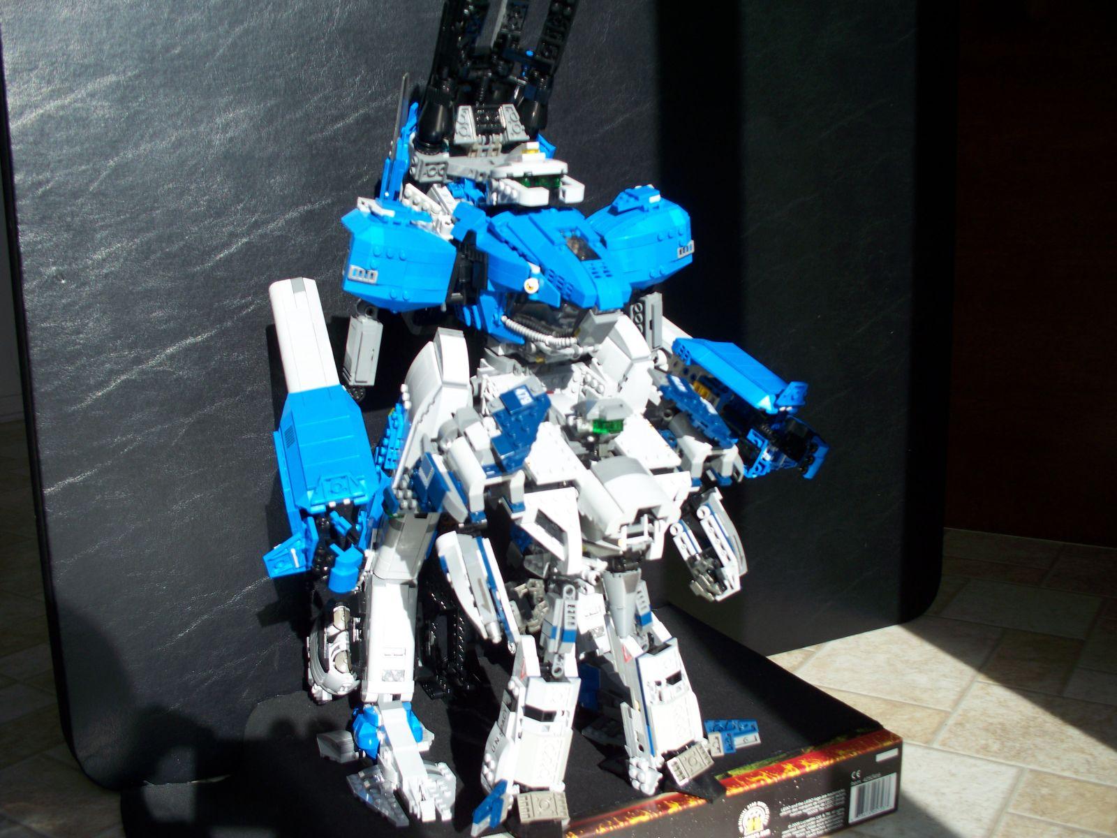 LEGO Monster,VF 4, BrickCon2014 006