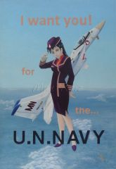 UN NAVY 2005 Recruiting