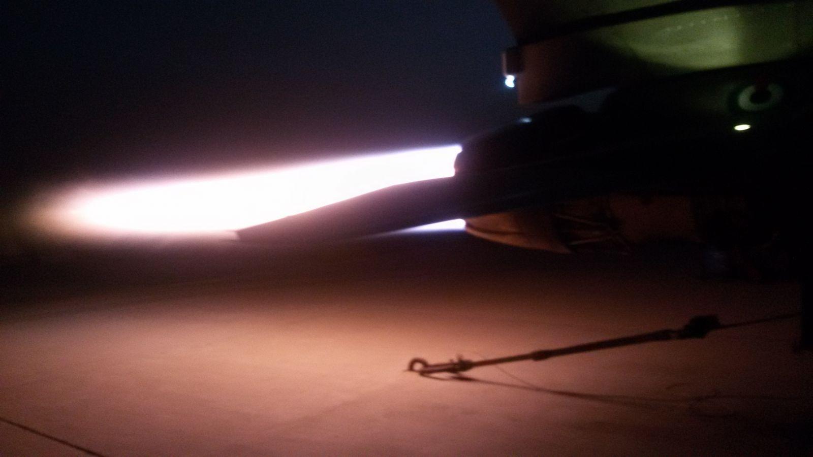 GE 132 burner run