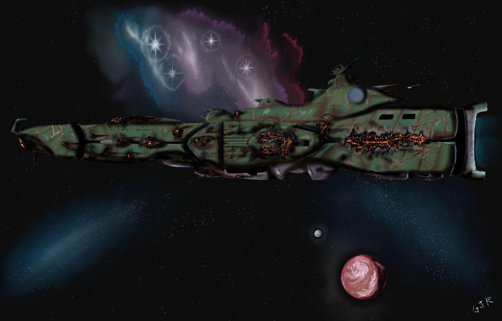 SA Gun destroyer