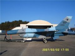 same Aggressor different view, these were taken just prior to the transfer to Eielson from Kunsan