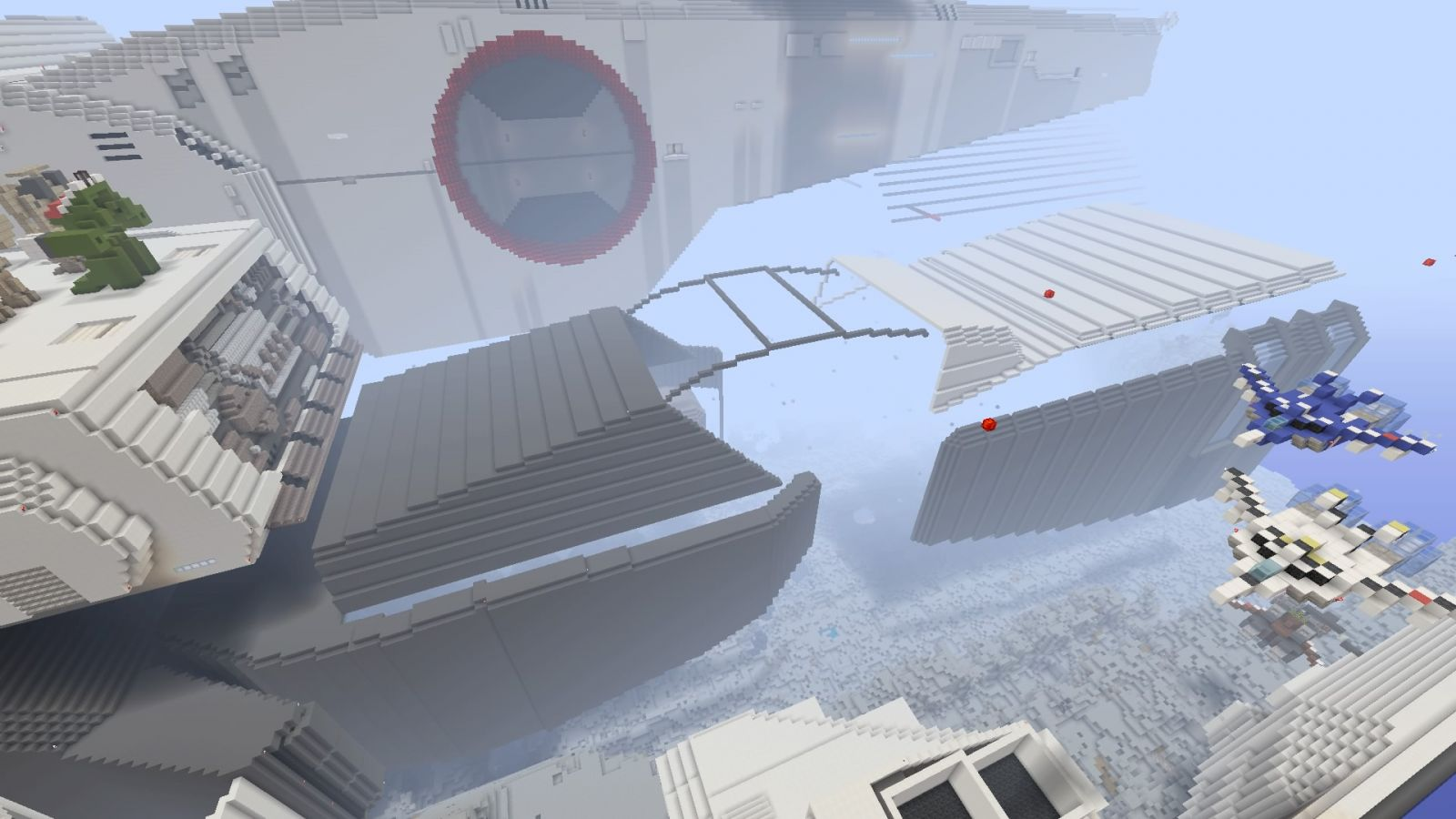 Macross Minecraft Updates 2-22-16