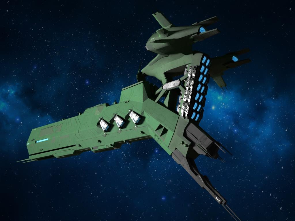 Macross Deneb Class Cruiser Im 2