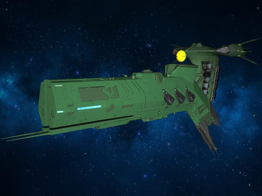 Deneb Class Cruiser