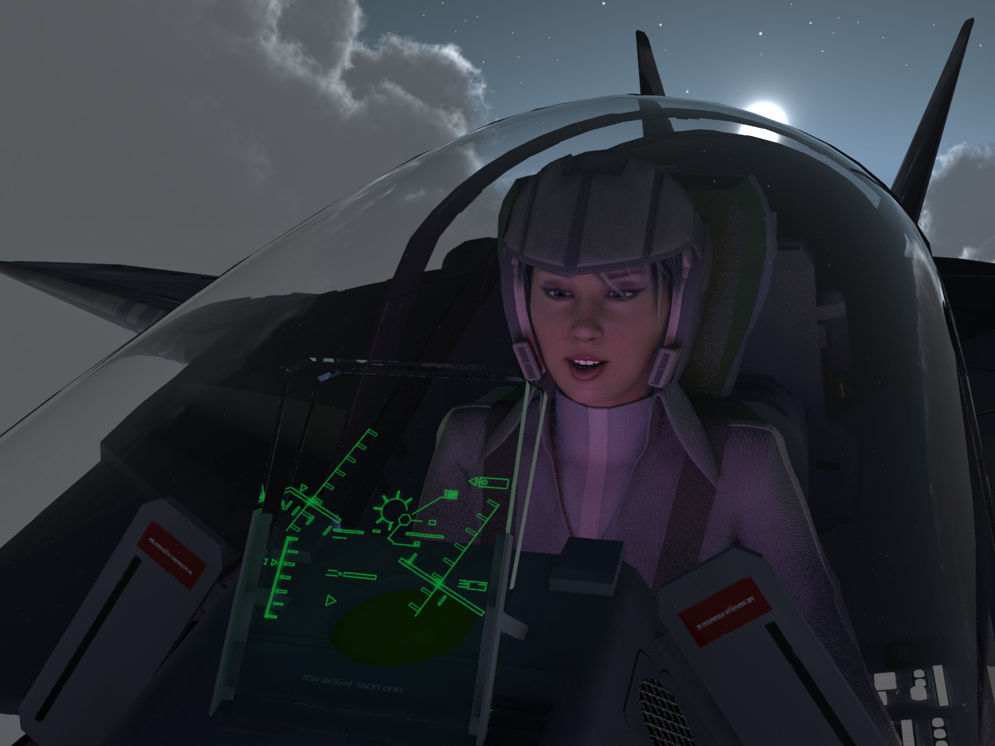 Nocturne for Valkyrie, No. 1
