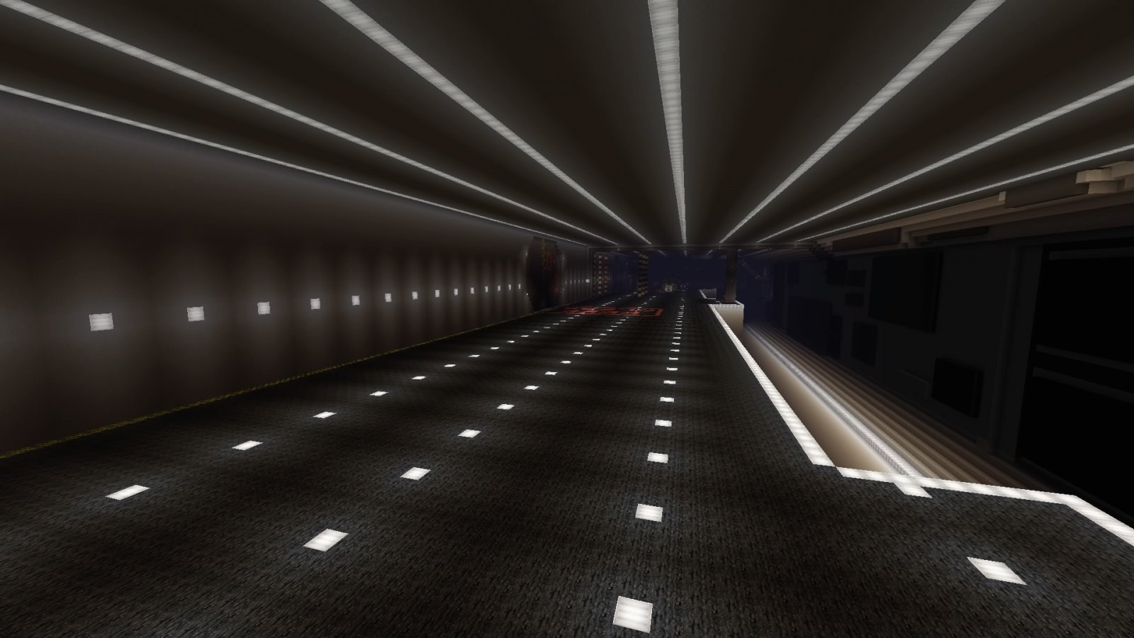 Interior of the ARMD-1