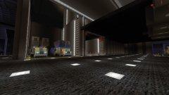 Cargo Elevators inside the ARMD-1