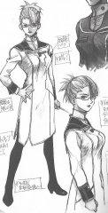 scientist lady b
