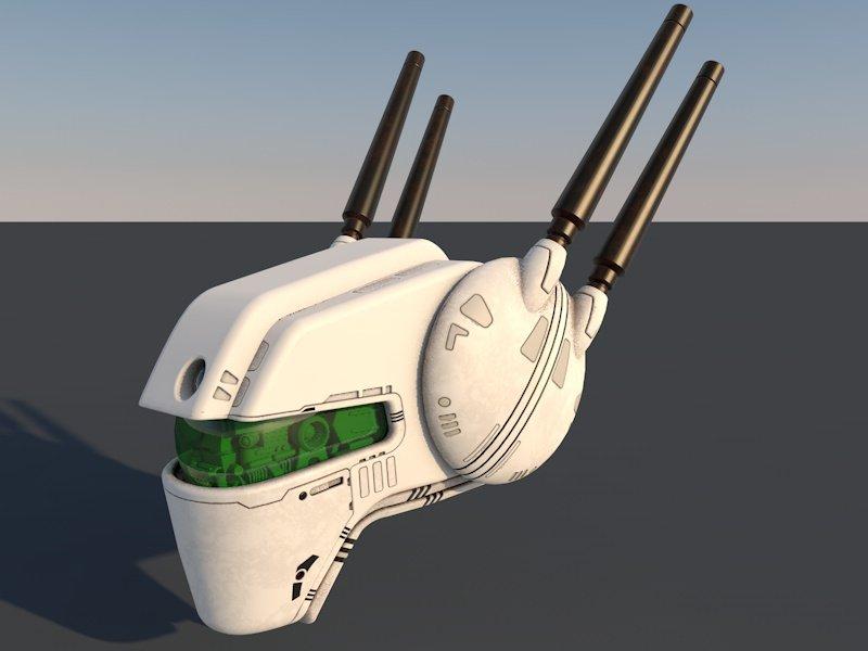 VF-1S Head