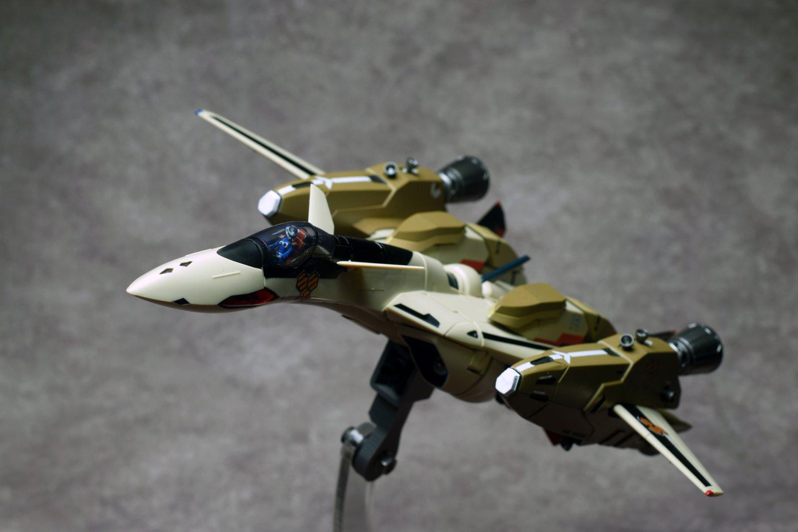 YF-19 w/TREX 6