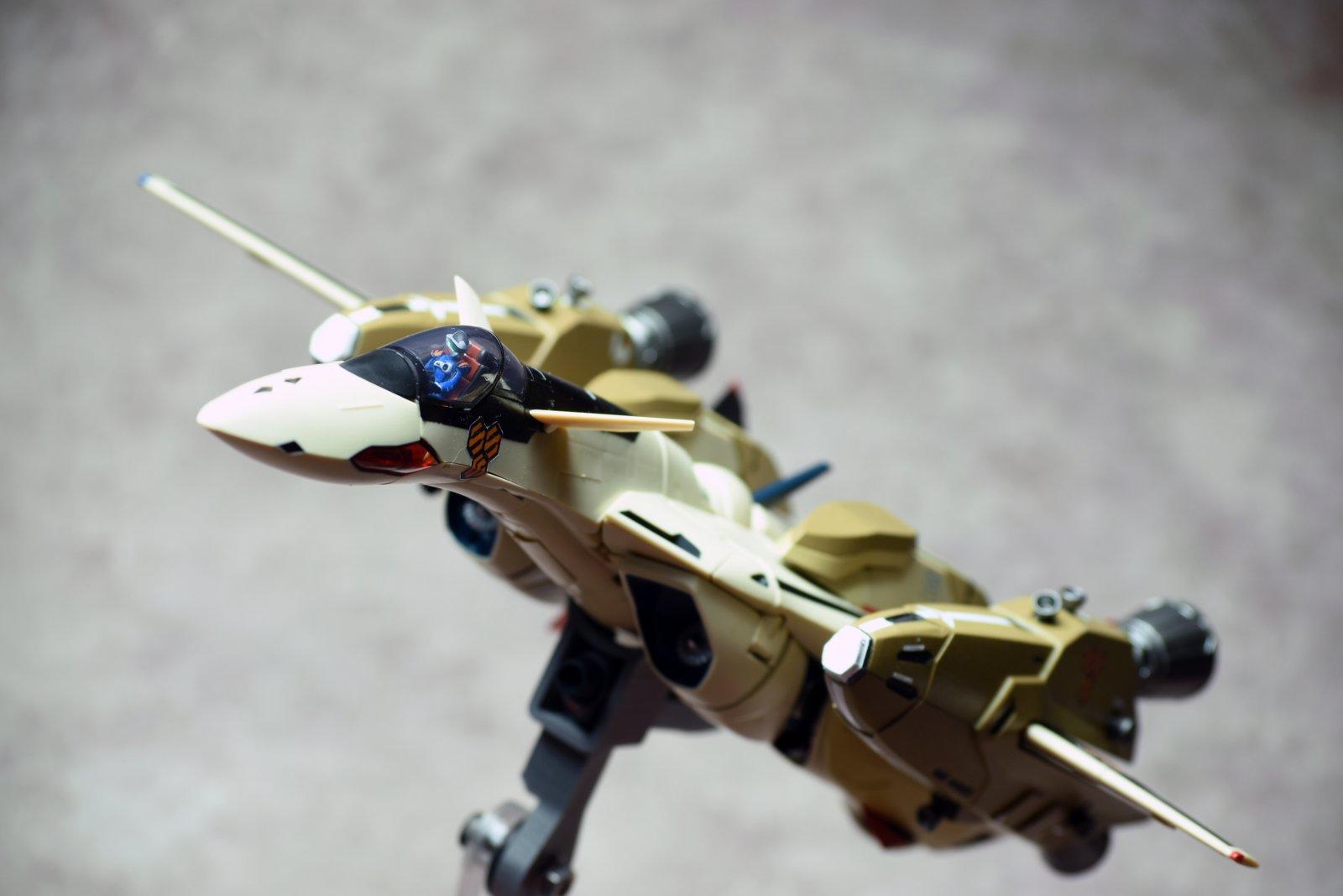 YF-19 w/TREX 7