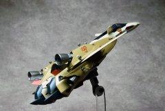 YF-19 w/TREX 4