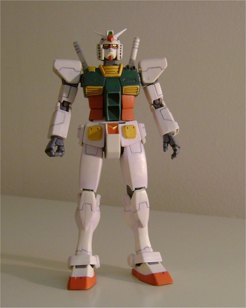 MSG. Gundam RX-78-2 The Origin (Amuro)  01.jpg