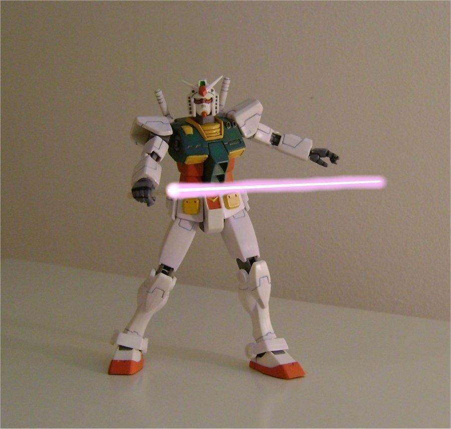 MSG. Gundam RX-78-2 The Origin (Amuro)  04.jpg