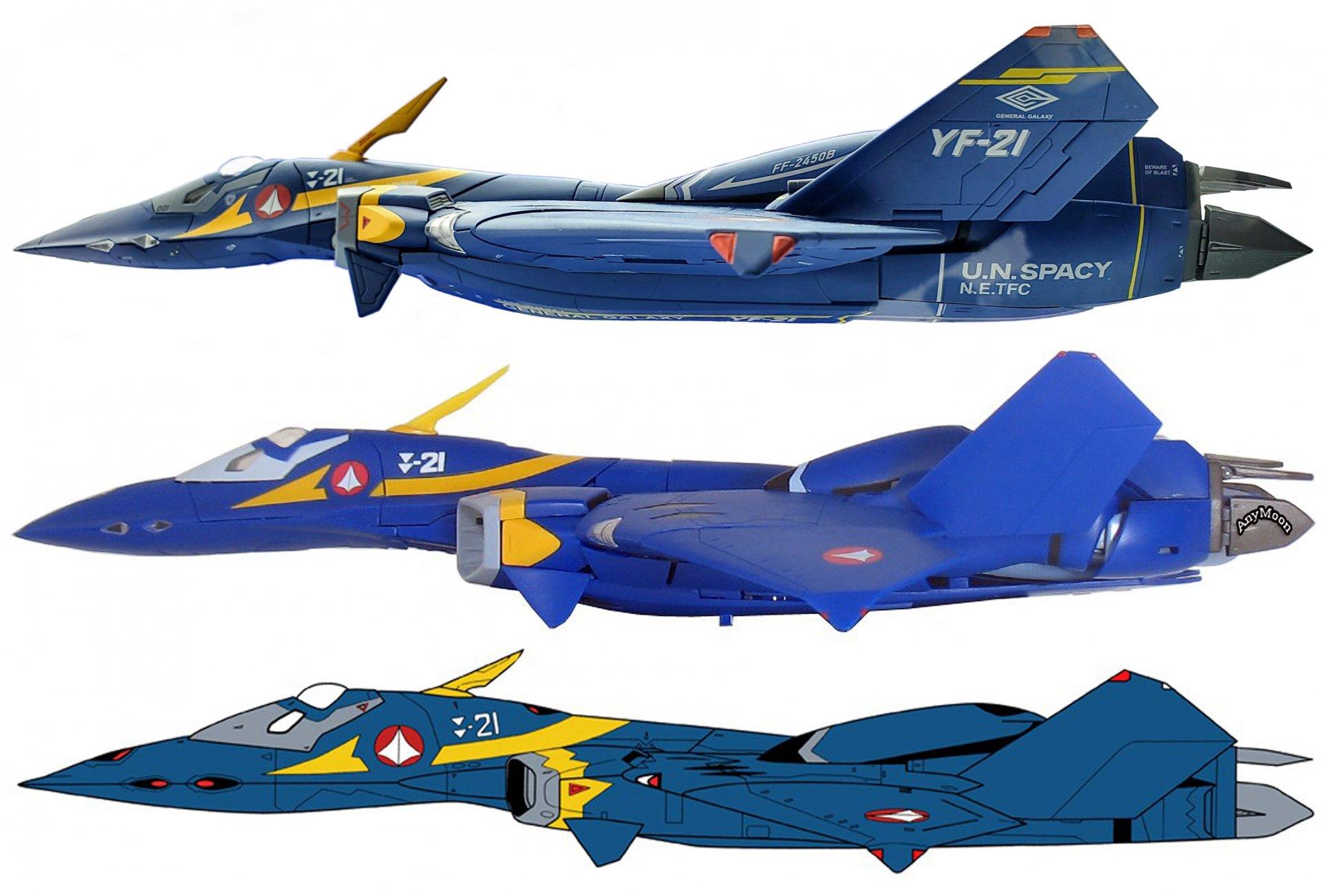 YF-21 DX-Yamato-LineArt comparison_3.jpg