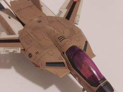 "VF-1X  1/60 ""RAVENS"" custom"